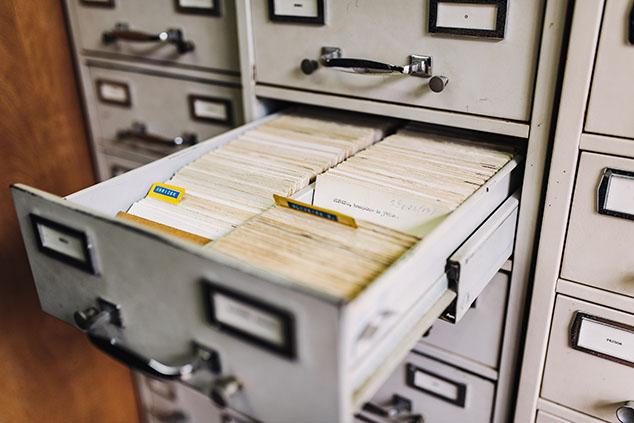 Swipe files